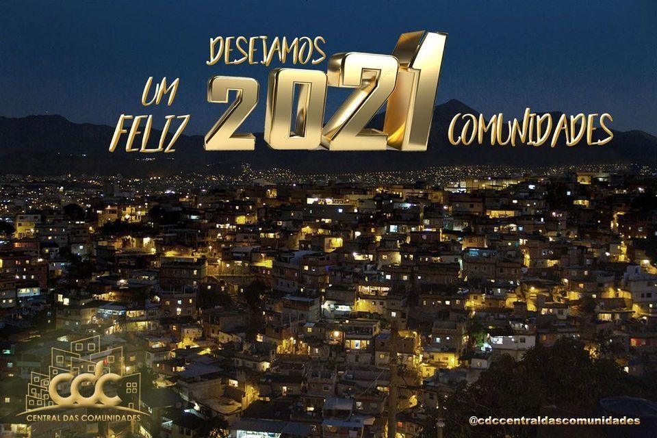 O ANO DA RENOVAÇÃO 2021